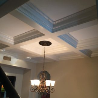 Coffered Ceiling Beam Kits