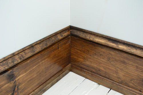 Hardwood Baseboards Socaltrim Discount Molding Millwork