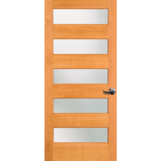 VG Doug Fir Doors
