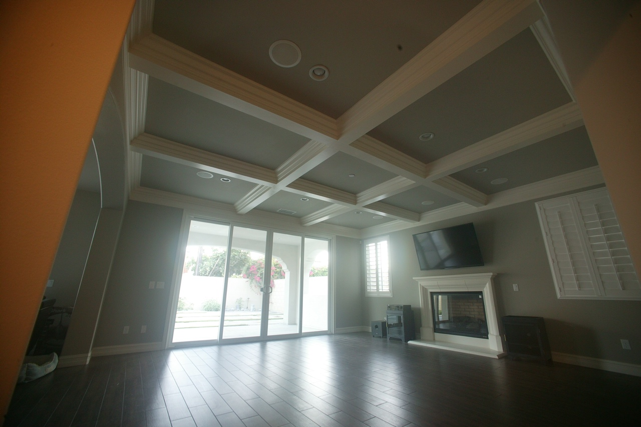 Coffered Ceiling Kit 6 X Beams